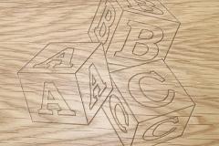 Children's Engraved Designs