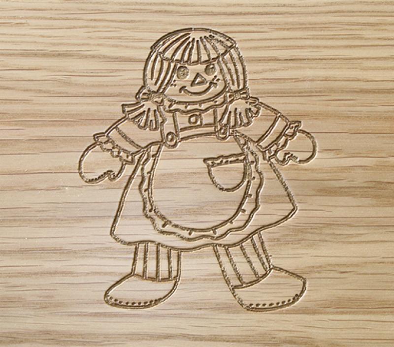 Doll Engrave Design