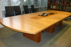 Boardroom Table Cherry