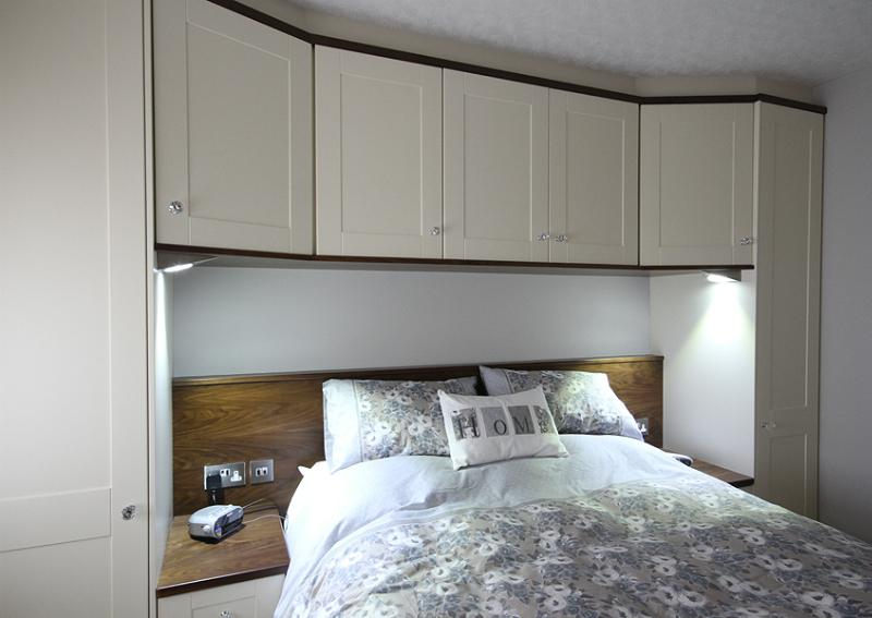 Bespoke bedroom doors and units timbertone design for Bedroom unit designs