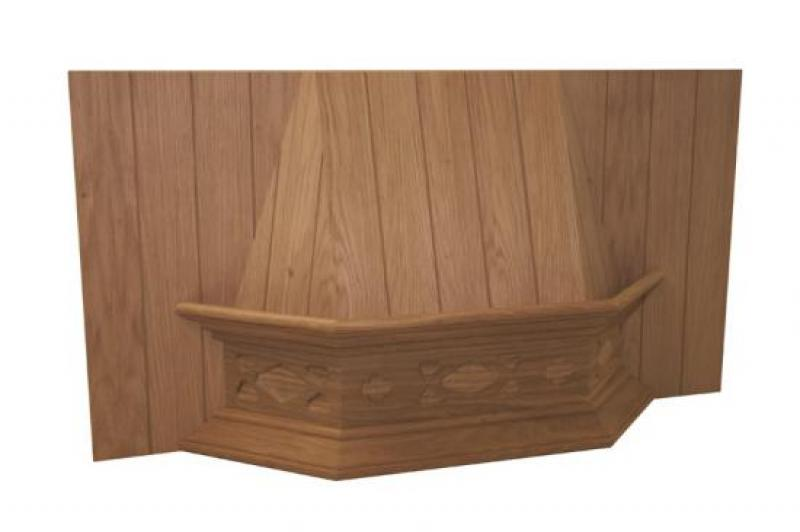 Traditional Oak Canopy