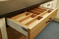 Wooden Cutlery Insert to suit Blumotion Drawer