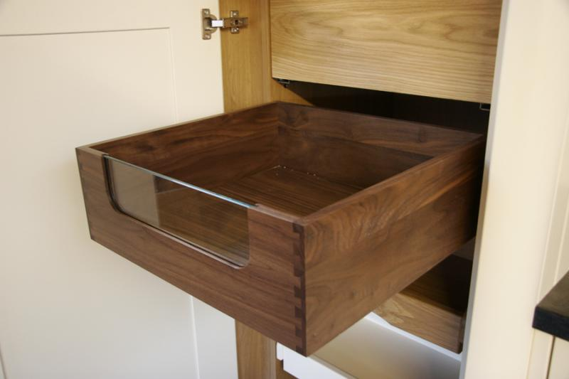 Custom Made Contemporary Kitchen And Bedroom Components